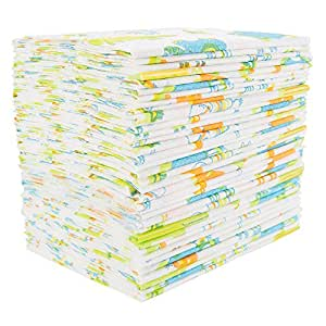 Amazon Com Babies R Us Safari Disposable Multi Use Pads
