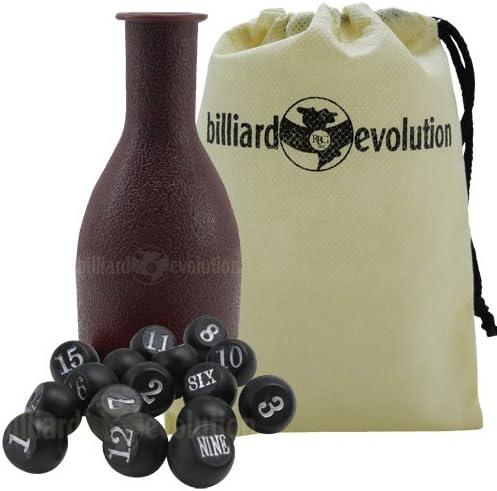 Coctelera botella y Tally bolas para Kelly piscina con evolución ...