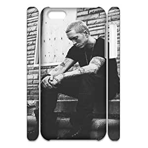 linJUN FENGCool Painting Eminem Brand New 3D Cover Case for iphone 4/4s,diy case cover case-691161