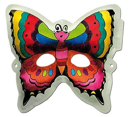 Colorin 3d Máscara de elefante/
