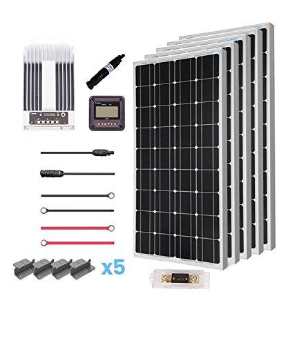 Renogy 500 Watt 12 Volt Solar Premium Kit