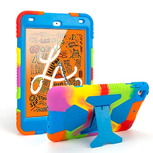 Rainbow Silicone Shockproof Anti Scratch Protective