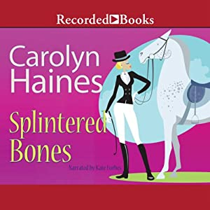 Splintered Bones Audiobook