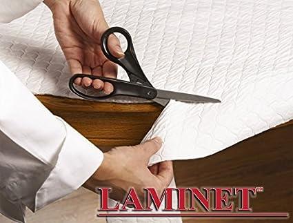 Amazoncom LAMINET Deluxe Cushioned HeavyDuty Customizable Table - Cushioned table pad
