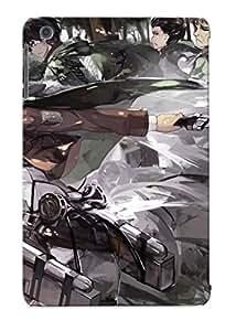 Exultantor Case Cover Protector Specially Made For Ipad Mini/mini 2 Shingeki No Kyojin Auruo Bossard Erd Gin Gunter Shulz Petra Ral Rivaille Saberiii Shingeki No Kyojin