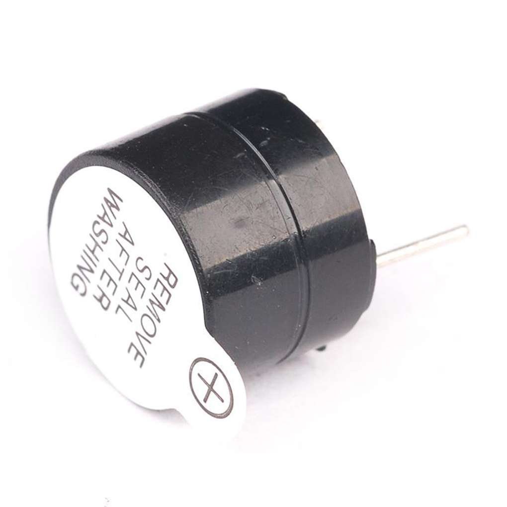 Aiming 10PCS 3V 5V 12V Activa el zumbador de Alarma electr/ónica magn/ética pitido Largo electromagn/ética Integral Sirena de Alarma Continua
