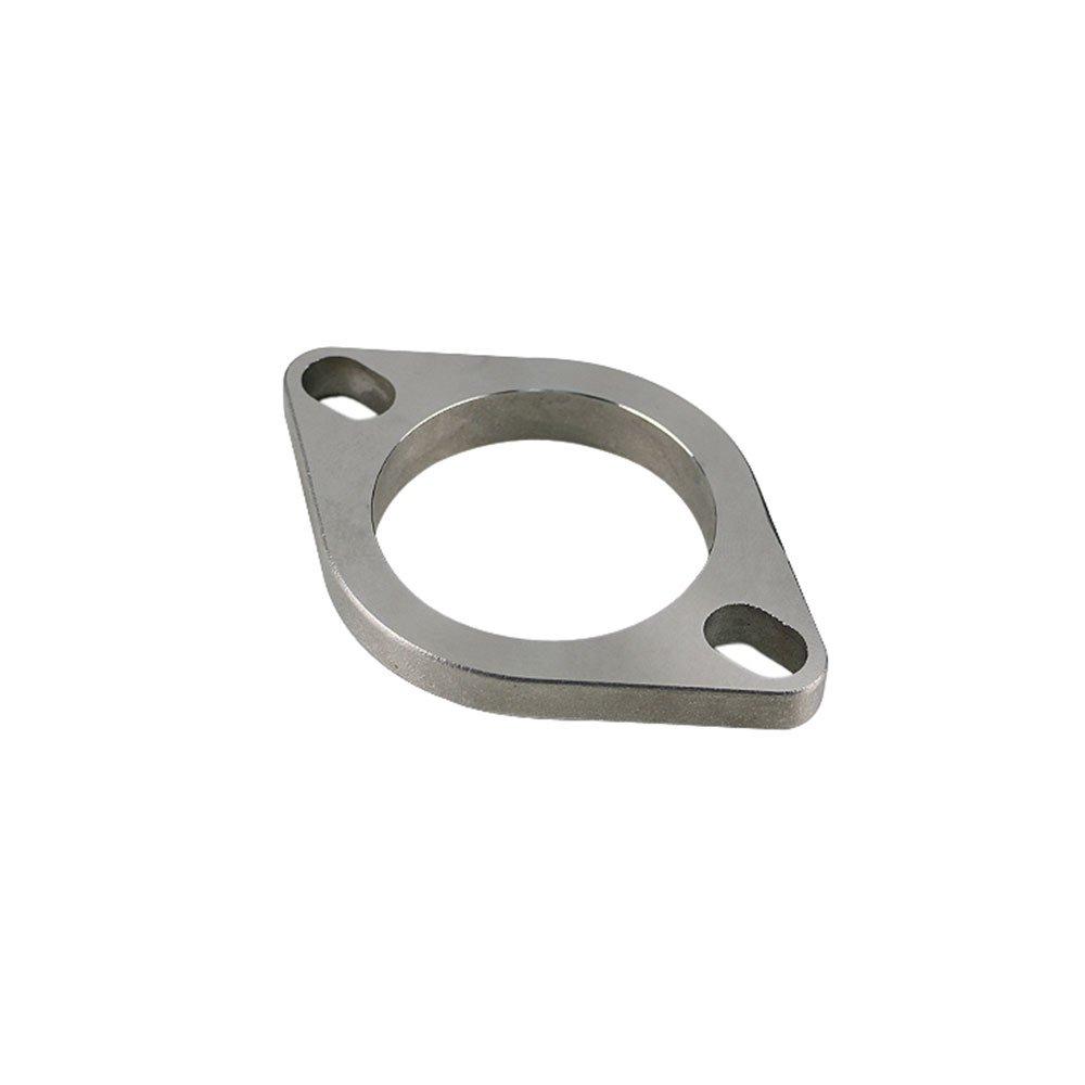 Jzz Cozma Stainless Steel 2 Bolt Exhaust Flange 2.5 Inch