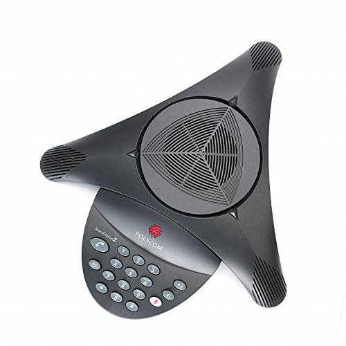 Polycom SoundStation 2 with Power Supply (Non Expandable, Non Display) by Polycom