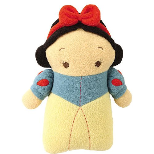 Disney Snow White & The Seven Dwarfs PookaLooz Plush Doll Snow White