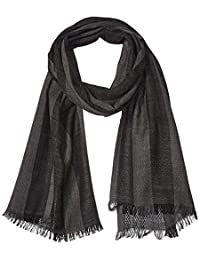 Pistil Men's Norse Scarf, charcoal, One Size