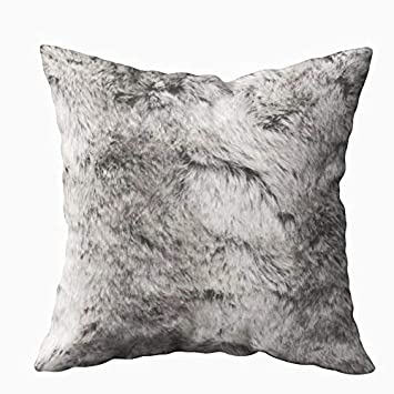 Amazon.com: TOMWISH Funda de almohada con cremallera oculta ...