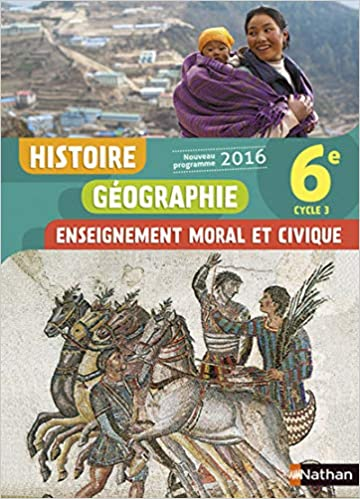 Histoire Geographie Emc 6e Amazon Co Uk Lisa Adamski