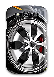 Special Design Back Speed Box Camaro Ss Wheel Phone Case Cover For Galaxy S3