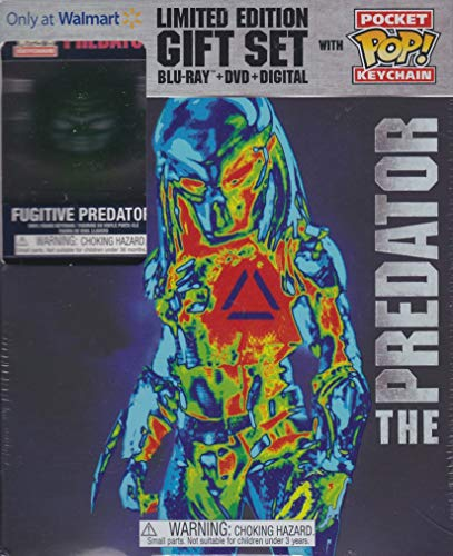 The Predator Limited Edition Gift Set with Keychain
