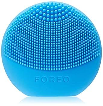 FOREO Luna Play Facial Cleanser Brush, Aquamarine, 58g