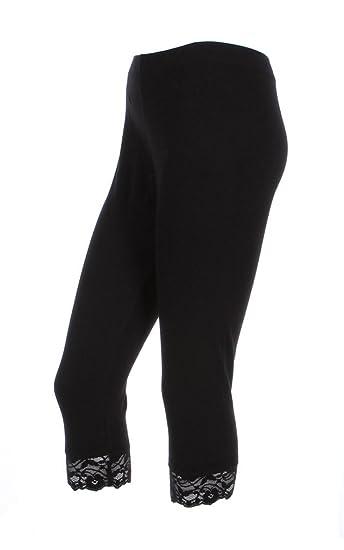 New Last Exit Lycra Stretch Gold Capris Pants Leggings Juniors Plus Size 2x Clothing, Shoes & Accessories