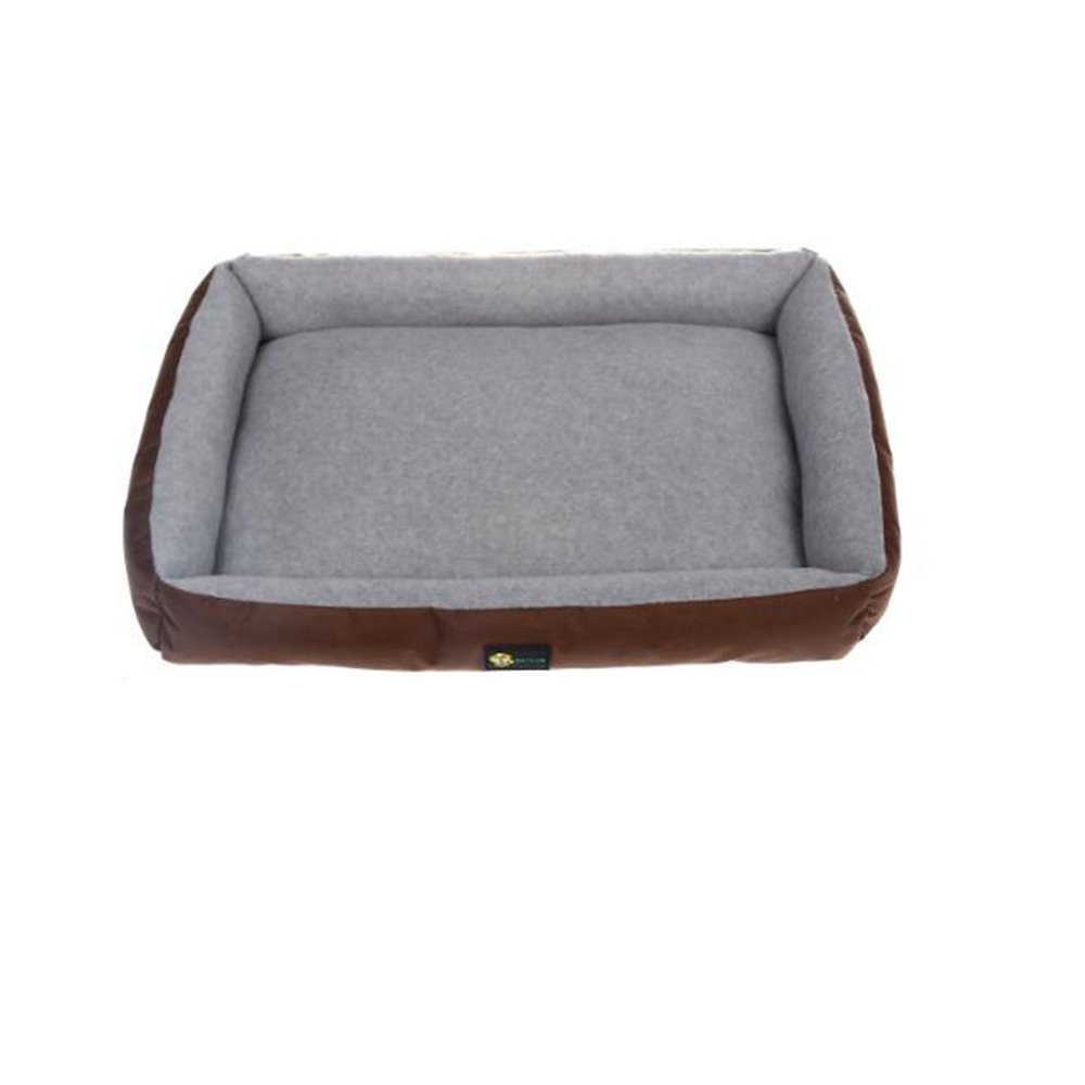B Dixinla Pet Bed Cloth Kennel Cat Nest Warm pet mat, 40  55cm