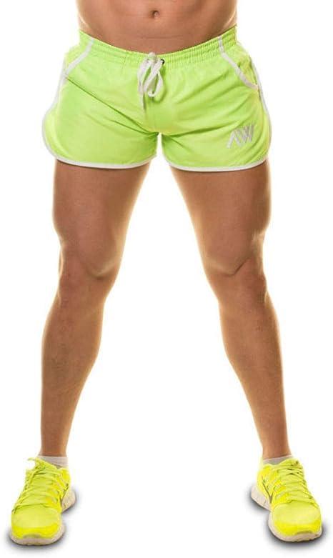 TALLA S. Aspire Wear Shorts para Gimnasio natación Logotipo Brillante y Atrevido Aptos para Nadar y Entrenamiento