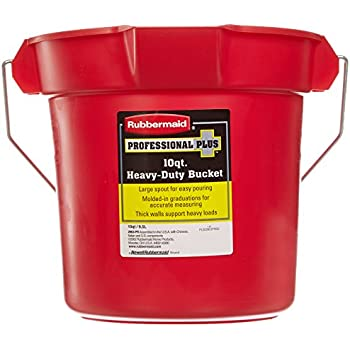 Amazon Com Rubbermaid Professional Plus Round Utility