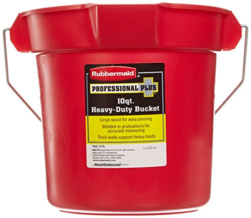 Rubbermaid Professional Plus Round Utility Bucket by Rubbermaid