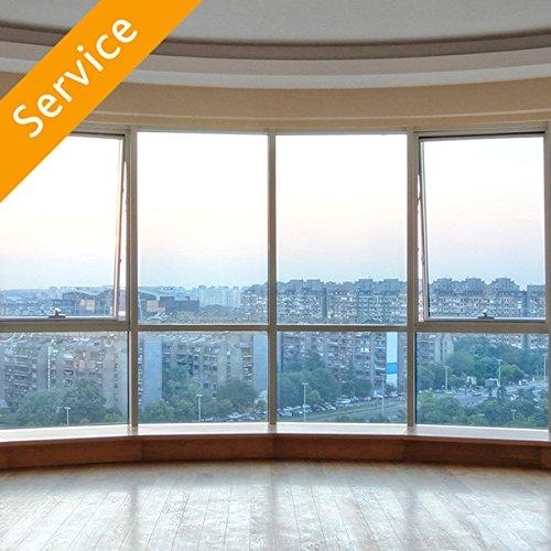 Window Film Application - 9-10 windows by