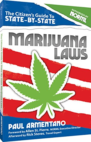 The Citizens' Guide to State By State Marijuana Laws