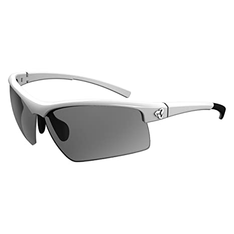 e91e8730e3be Amazon.com : Ryders Eyewear Trio Lens, White/Grey : Sports & Outdoors