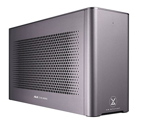 ASUS XG-Station-PRO Thunderbolt 3 USB 3.1 External Graphics Card Dock Space Grey (Video Laptop Cards)