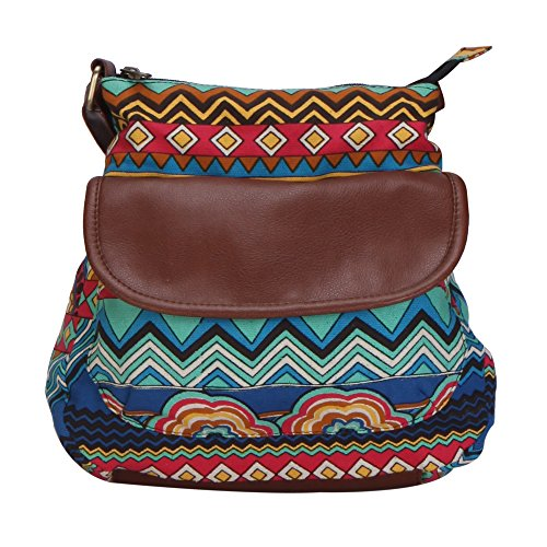 Kleio Women's Sling Bag (BlueBnb347Ly-Bu)