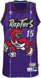 Toronto Raptors Vince Carter Adidas Youth Soul Swingman Jersey (Large)