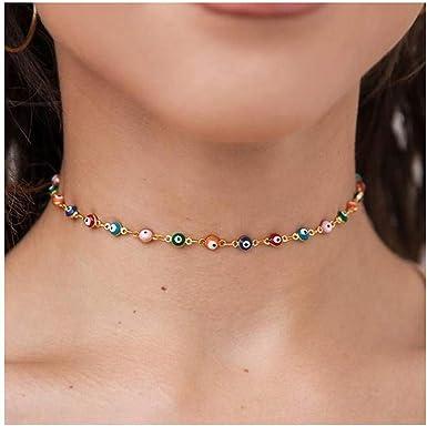 evil eye charm necklace choker necklace evil eye choker necklace evil eye pendant necklace