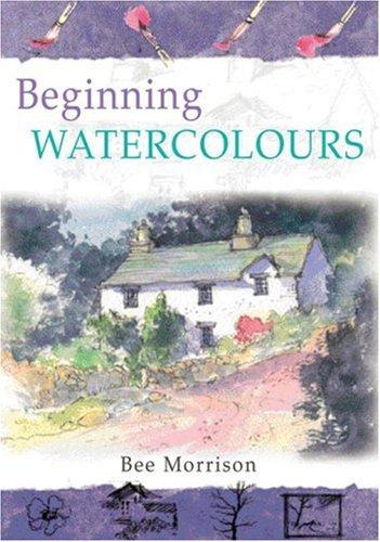 Beginning Watercolors - 513kw9LcYbL - Beginning Watercolors
