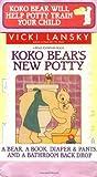 Koko Bear's New Potty, Vicki Lansky, 0916773698