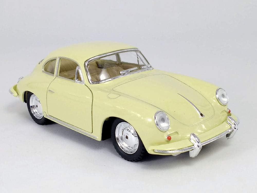 KINSMART *Porsche 356 B Carrera 2* 1:32 Diecast Car Choose Color