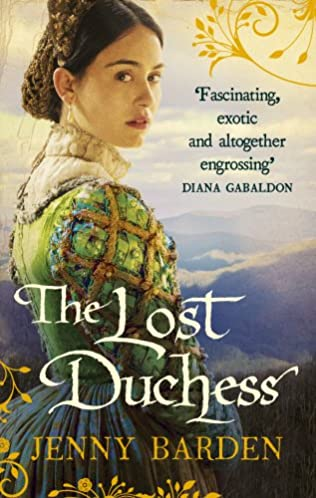 book cover of The Lost Duchess