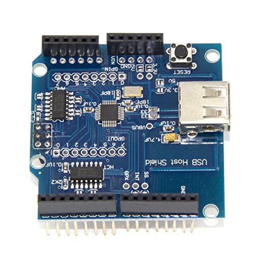 MqbY USB Host Shield Support Google Android ADK & UNO MEGA Duemilanove 2560 Arduino