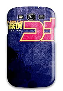 Ideal Christoper Case Cover For Galaxy S3(detective Conan), Protective Stylish Case