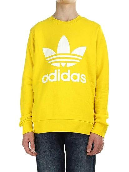 Adidas Jungen J TRF Crew Sweatshirt,