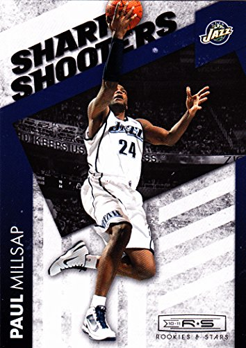 (2010-11 RCS & STARS PAUL MILLSAP SHARP SHOOTERS INSERT)