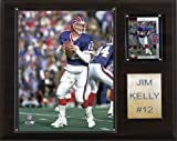 NFL Jim Kelly Buffalo Bills Player Plaque