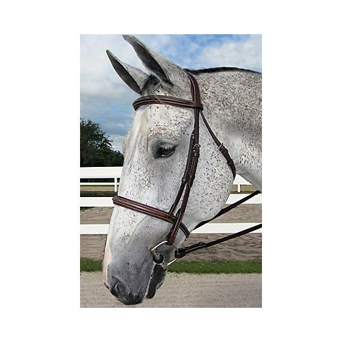 Henri de Rivel HDR Pro Stress Free Fancy Padded Bridle Cob
