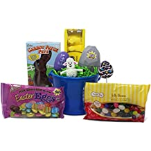 Biblical and Christian Religious Easter Basket | Great for Little Boys and Girls | Pre Filled with Stuffers, Chocolate, Candy, Treats and Toys | Perfect for Kids of Most Ages