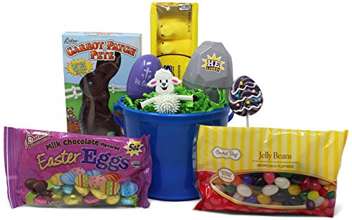 Biblical and Christian Religious Easter Basket | Great for Little Boys and Girls | Pre Filled with Stuffers, Chocolate, Candy, Treats and Toys | Perfect for Kids of Most Ages by Red Oak Collections