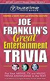 Joe Franklin's Great Entertainment Trivia (Buzztime Trivia Series)
