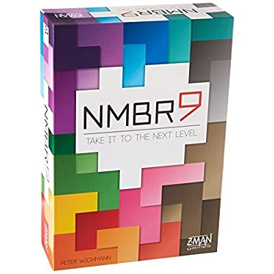 NMBR 9: Toys & Games