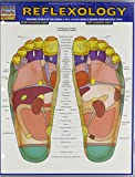 reflexology chart laminated - Reflexology (Quick Study Academic)