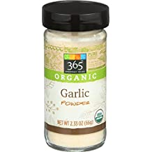 365 Everyday Value, Organic Garlic Powder, 2.33 Ounce