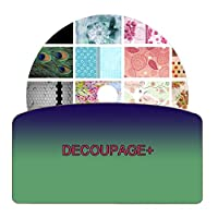 Big Collection of Decoupage Images on DVD Disc Card Making Arts & Crafts