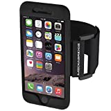 Mediabridge Armband for iPhone 6S Plus / 6 Plus ( Black ) - Fits 7