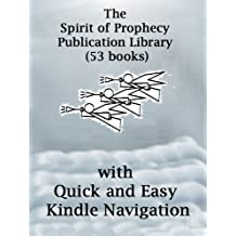 The Spirit of Prophecy Publication Library (53 books)